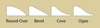 Vase Cap Profiles